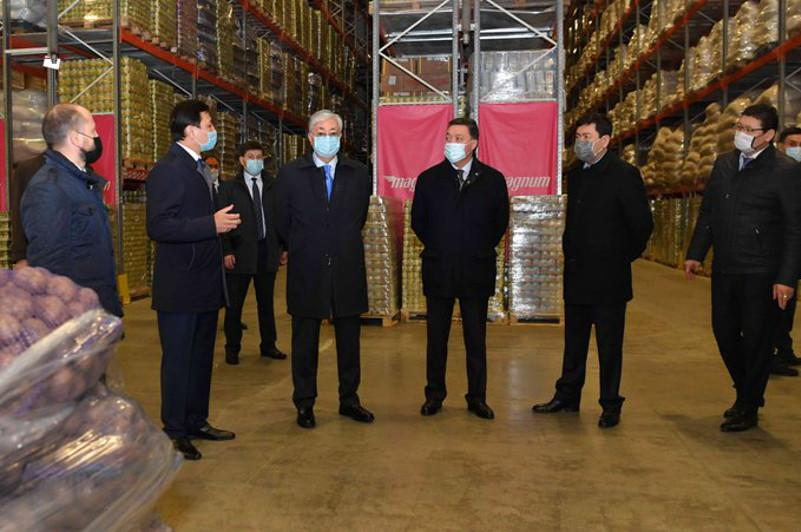 Kazakhstan ready to provide humanitarian aid to countries in need of help, Tokayev