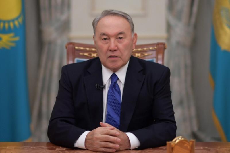 Нурсултан Назарбаев выступит с обращением к народу Казахстана