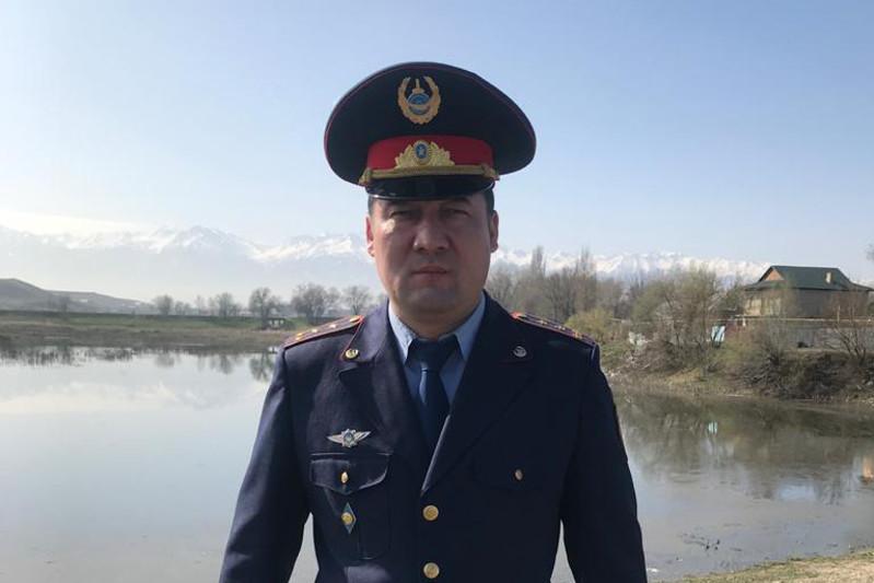 С 18 марта я ни разу не был дома – полицейский из Алматинской области