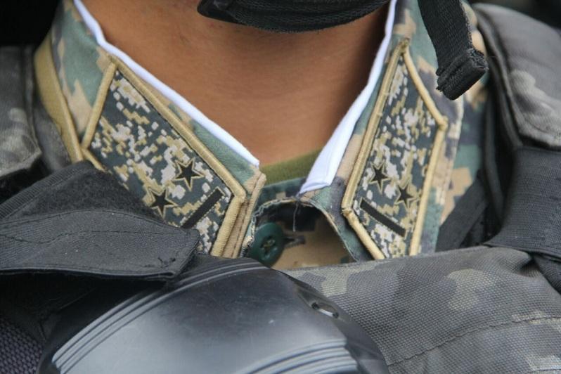 В казахстанской армии усилили меры профилактики коронавируса
