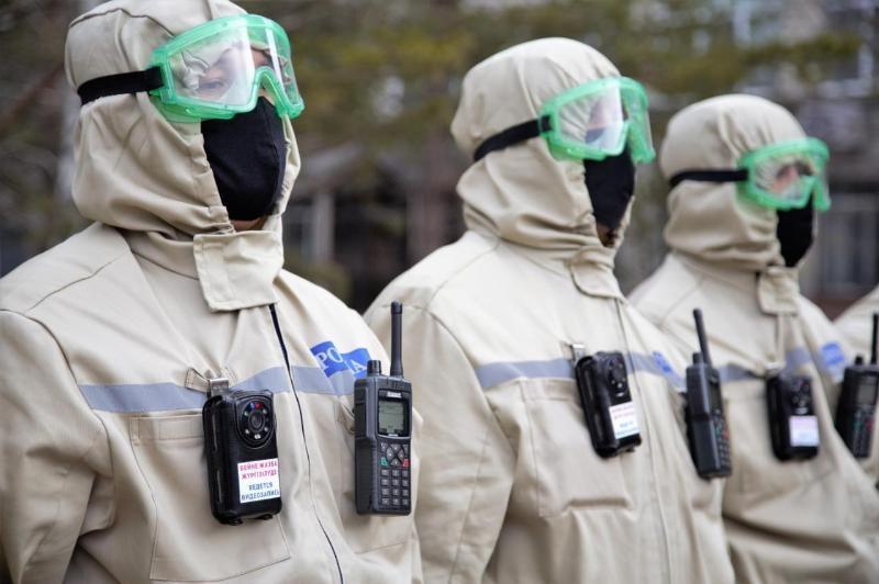内务部为警员提供特制防护制服