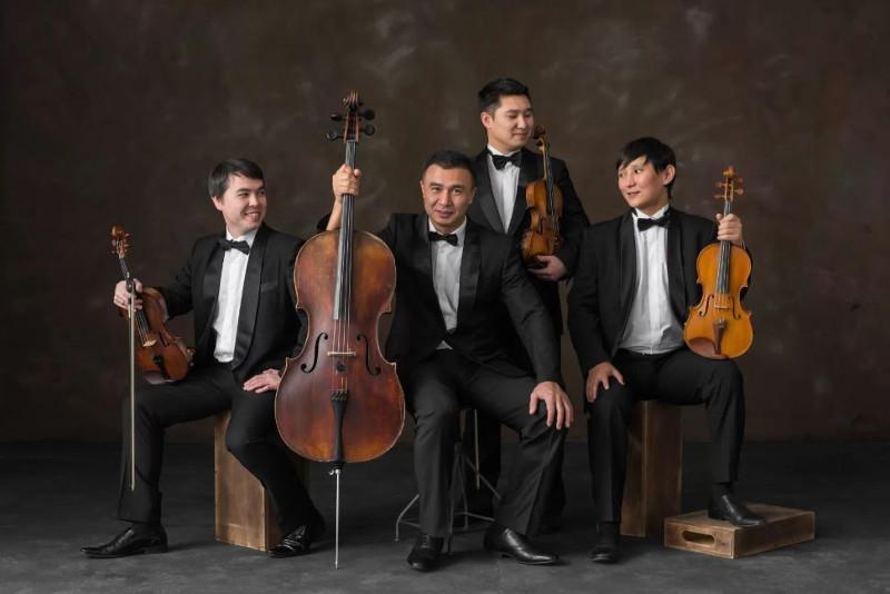 Kazakh Quartet: Наша цель - представить миру казахскую музыку