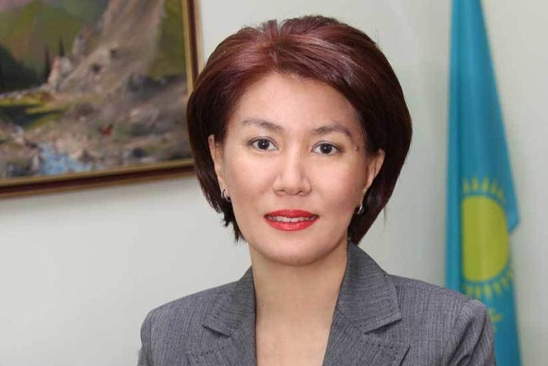 Елбасы в столь непростое время поддерживает дух казахстанцев - Зарема Шаукенова