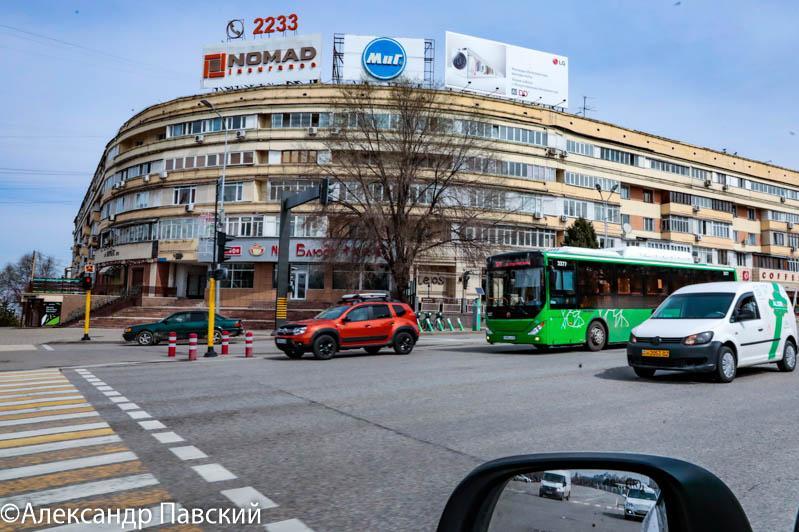 Насколько снизился пассажиропоток в общественном транспорте и метро в Алматы