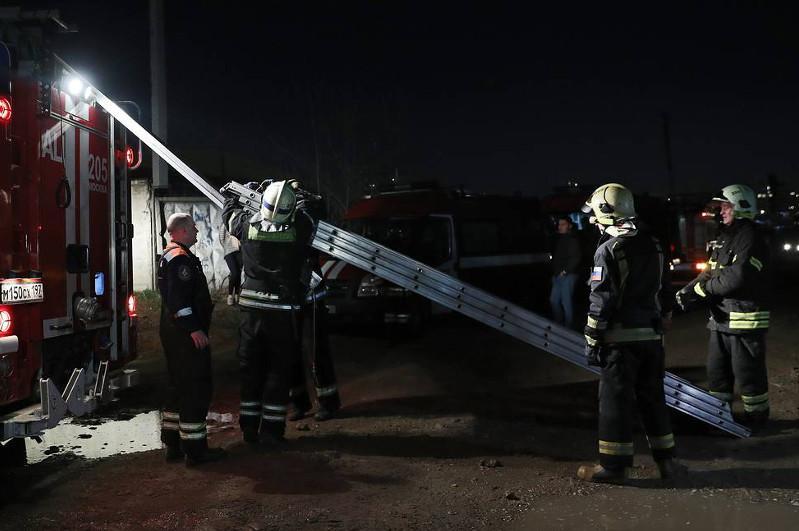 Пожар в доме престарелых в Москве: погибли четыре человека