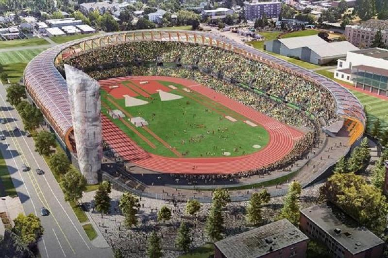 Подтверждены даты проведения ЧМ по легкой атлетике в Орегоне в 2022 году