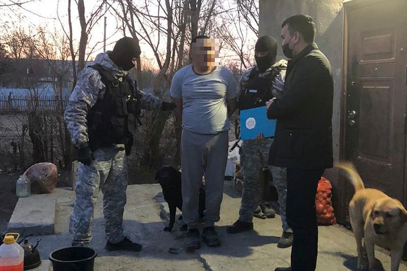 Алматы облысында қарақұйрықты атқан қорықшы ұсталды