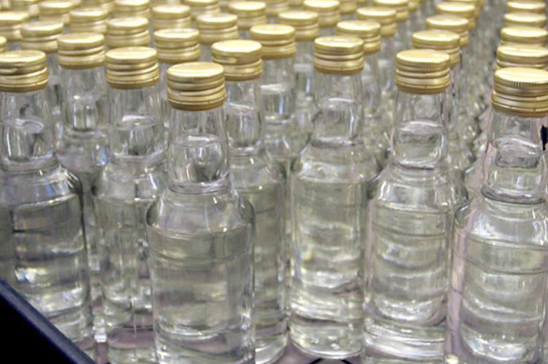 Поддельный алкоголь изготавливали в одном из частных домов Тараза