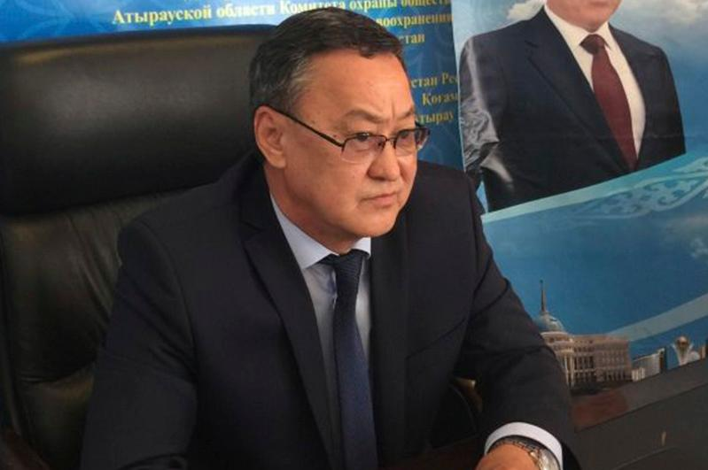 New chief sanitary doctor of Atyrau rgn named