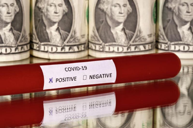 Коронавирус әлем экономикасына 5 триллион доллар шығын келтіреді