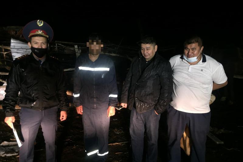 Алматы облысында 80 жылқы ұрлаған барымташылар ұсталды