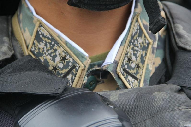 Шымкентте ерікті түрде әскери қызметке келушілердің қатары артуда