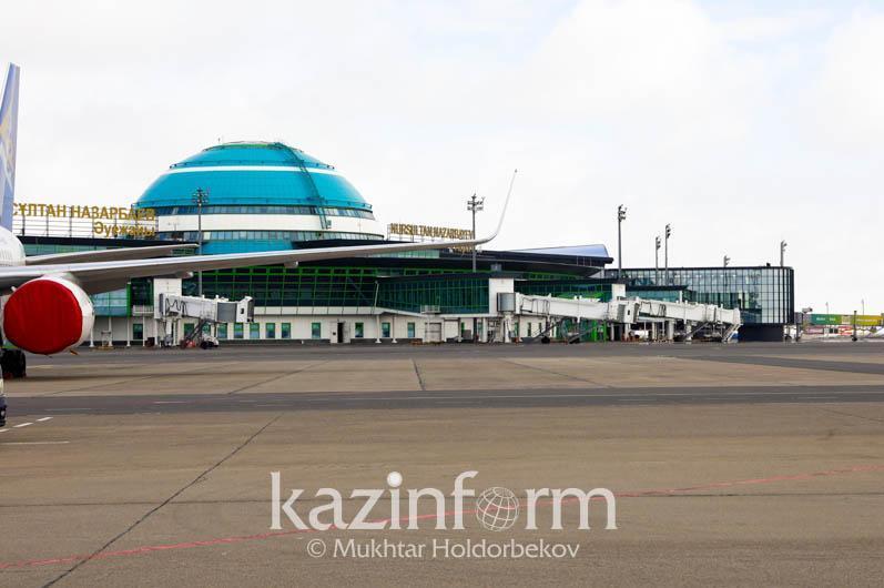 Как работает столичный аэропорт в режиме чрезвычайного положения