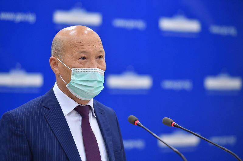 39 health workers contracted coronavirus in Kyrgyzstan