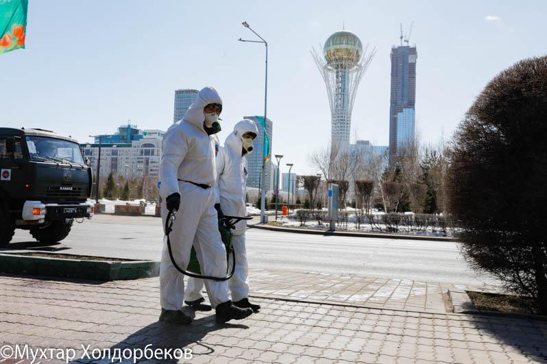 哈萨克斯坦总统宣布延长国家紧急状态至4月底