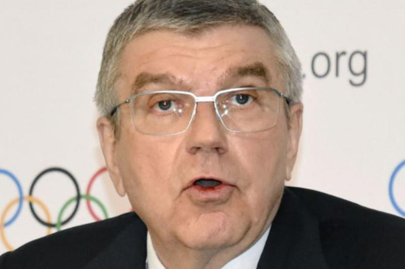 Olympics: IOC President Bach's May trip to Japan canceled