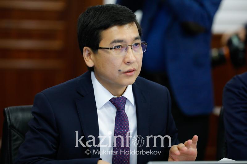 Как развивается наука в Казахстане, рассказал Асхат Аймагамбетов