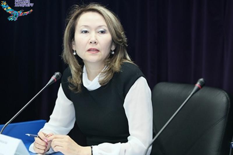 Жанар Буканова: Все казахстанское общество будет участвовать в реализации Программы «Рухани жаңғыру»