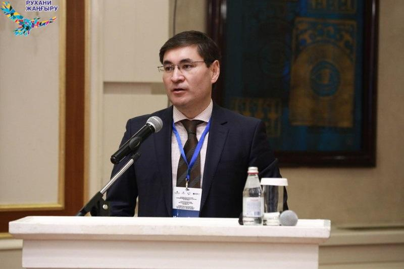 «Рухани жанғыру» стала идеологической основой развития страны – Кемелбек Ойшыбаев