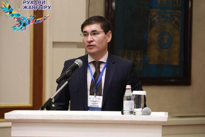 «Рухани жаңғыру» елдің дамуына идеологиялық негіз болды – Кемелбек Ойшыбаев