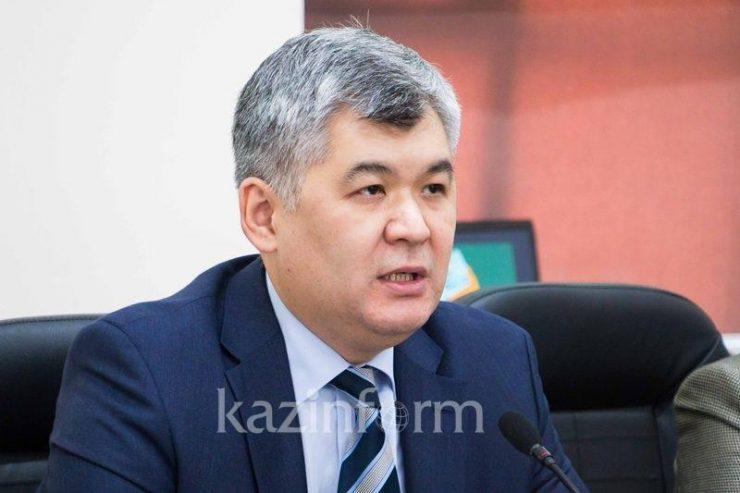 О больных коронавирусом казахстанцах рассказал Елжан Биртанов