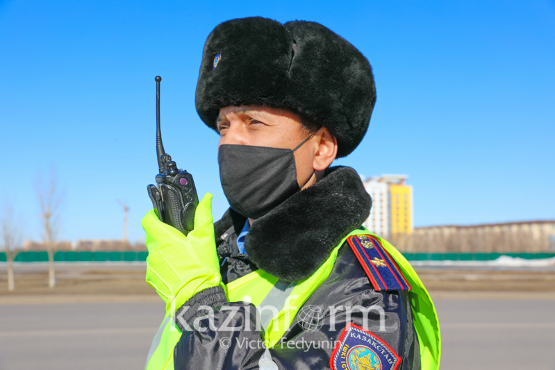 Number of crimes in Nur-Sultan within quarantine period decreased by 34%