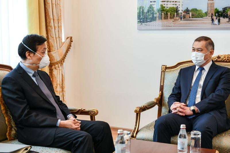 Kazakhstan's Foreign Ministry expresses discontent to Chinese ambassador