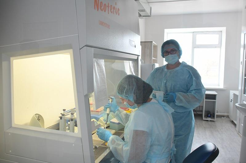 Лаборатория длядиагностикикоронавирусаоткрылась в Кокшетау