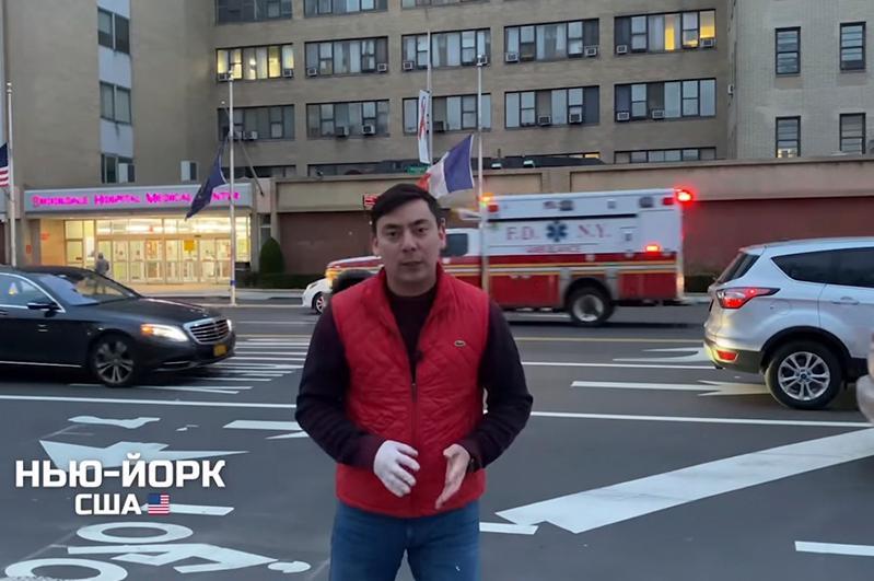Казахстанец стал ведущим телепрограммы «Орел и Решка»