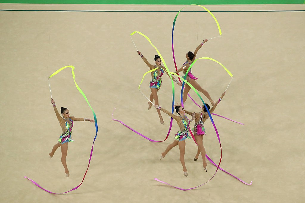 2005年出生的体操运动员将出战东京奥运会