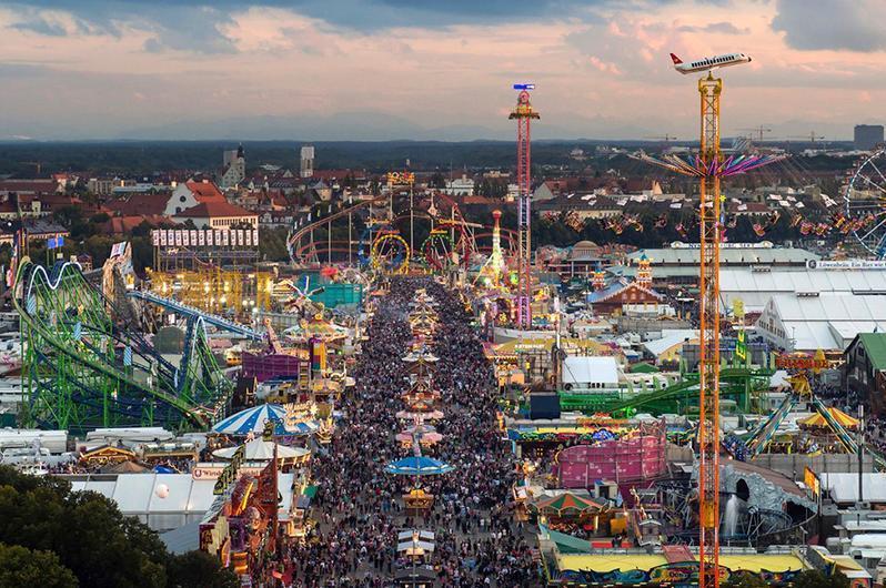 2020年慕尼黑啤酒节因新冠疫情取消