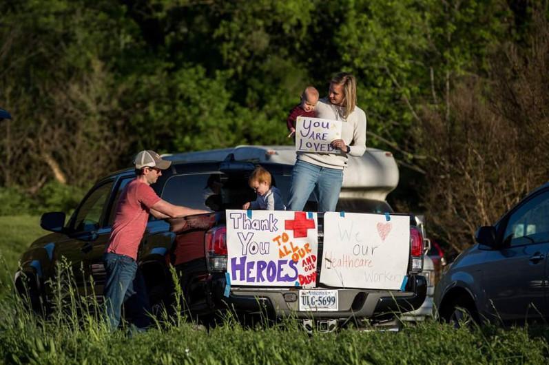 АҚШ тұрғындары карантинді қалай өткізіп жатыр - қазақстандықтың сұхбаты