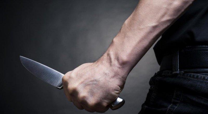 Жамбыл облысының тұрғыны полицейге пышақ сұғып алды