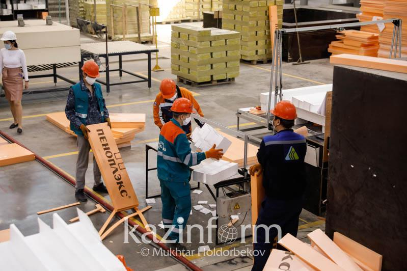 复工复产进行中:努尔苏丹工业企业如何落实安全防疫措施?