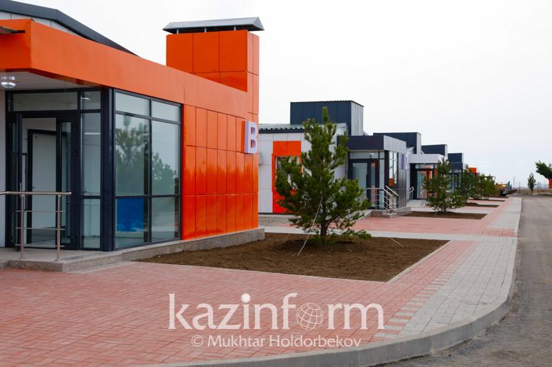 13天完工的首都模块化专科传染病医院正式启用