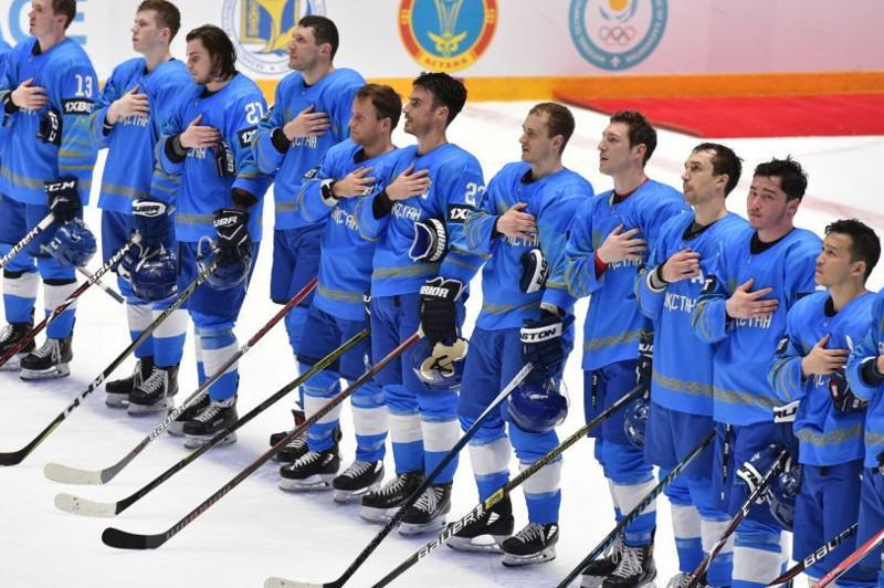 国际冰球联合会最新排名:哈萨克斯坦国家队位居第16位