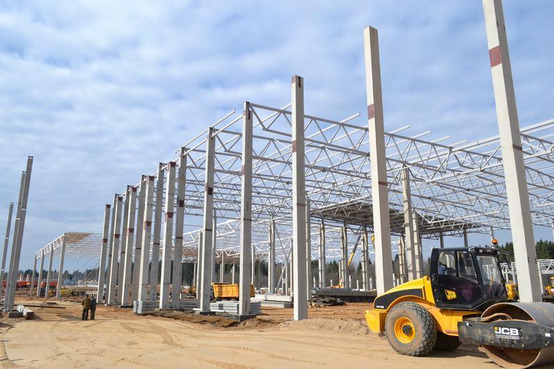 今年将在三个州建成5座大型农产品仓储配送中心