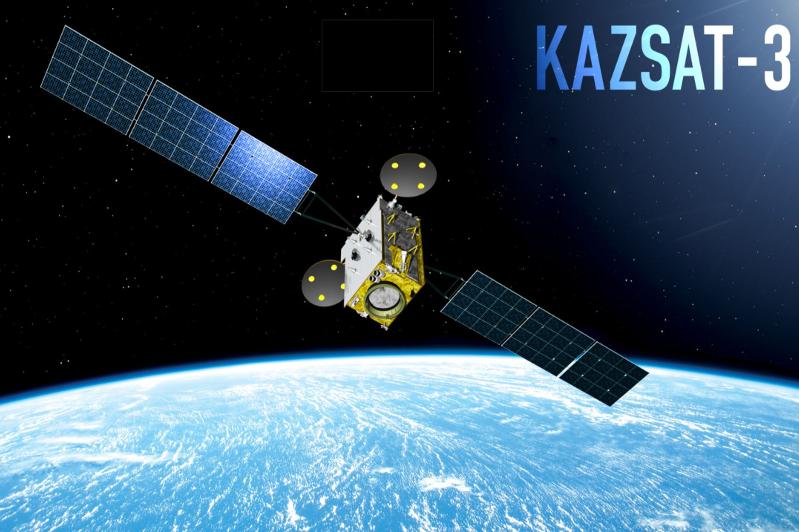 Спутник «Kazsat-3» - шесть лет на орбите: полет нормальный
