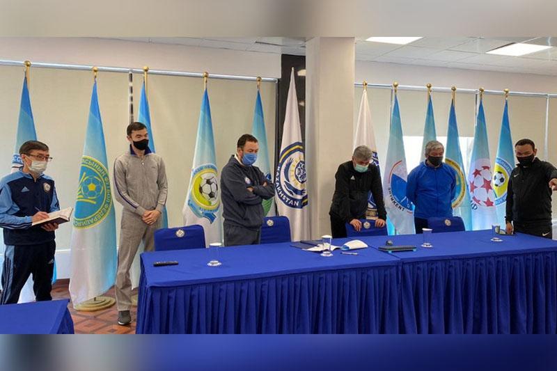 哈萨克斯坦各级足球联赛紧急状态结束后恢复