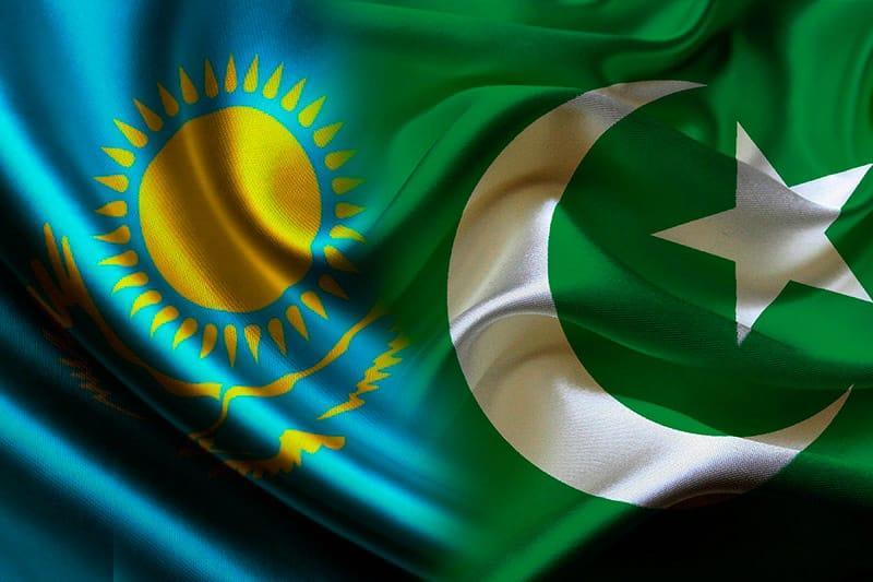巴基斯坦政府向哈萨克斯坦大使馆交付捐赠医疗物资