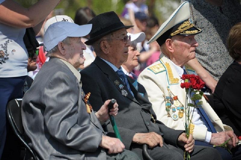 По миллиону тенге ко Дню Победы получили ветераны ВОВ в Павлодарской области
