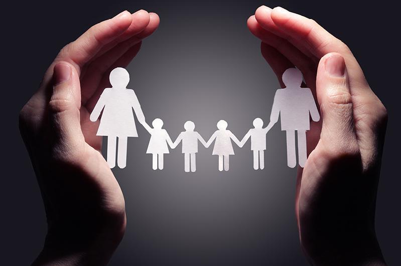 Размер пособия за восемь и более детей утвердили для многодетных семей сенаторы