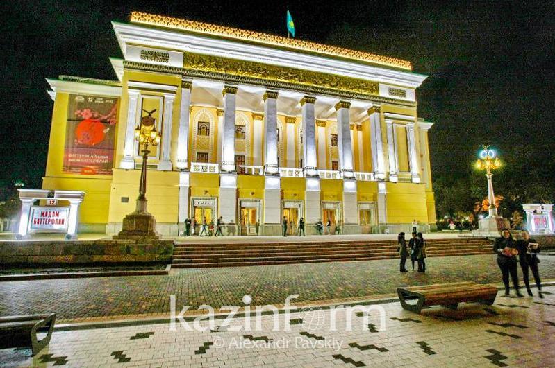 ГАТОБ в годы в войны: Как прославился один из ведущих оперных театров Казахстана