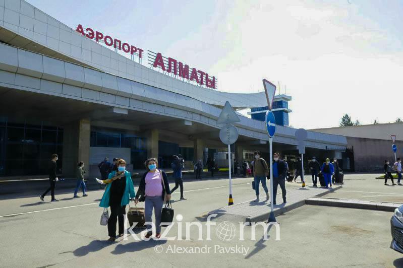 В Алматы ожидают прибытия 4 рейсов из Нур-Султана