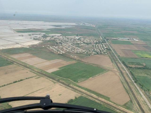 В Узбекистане прорвало дамбу водохранилища: жителей эвакуировали