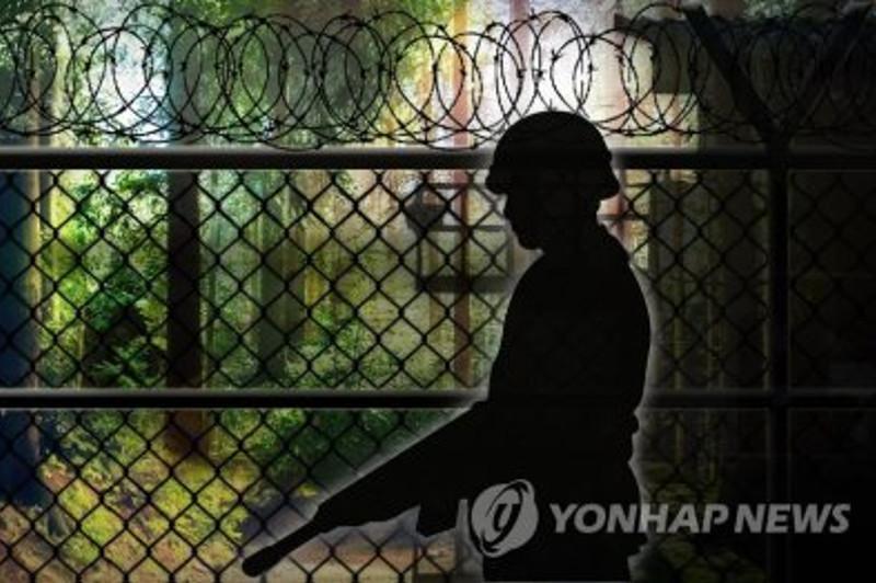 韩国军哨所遭朝方枪击 无人员伤亡