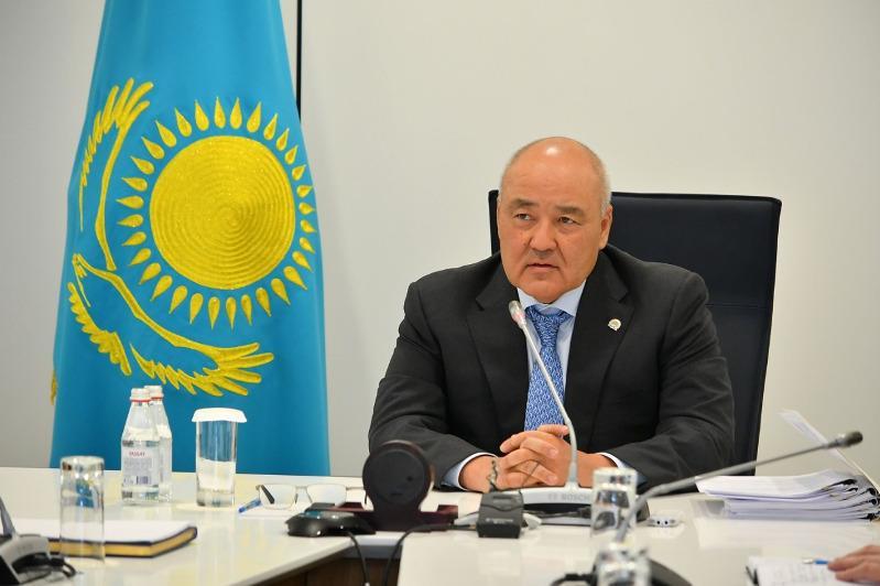 Өмірзақ Шөкеев су тасқыны мәселесін реттеу бойынша Өзбекстанға барды