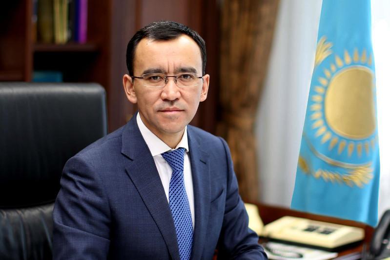 Мәулен Әшімбаев Сенат депутаты болып тағайындалды