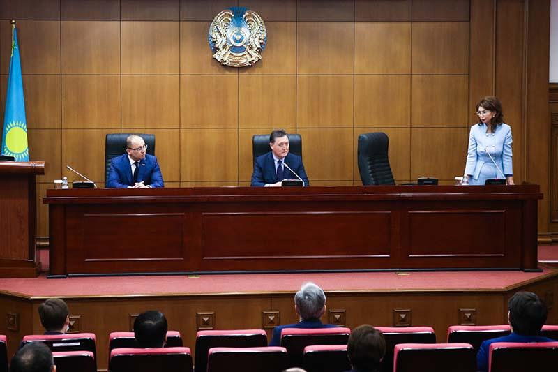 Kazakh PM introduces new Information Minister