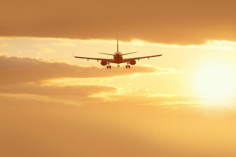 Военный самолет совершил аварийную посадку в Алматинской области